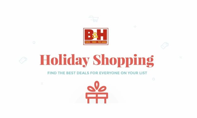 Holiday Savings from B&H Photo