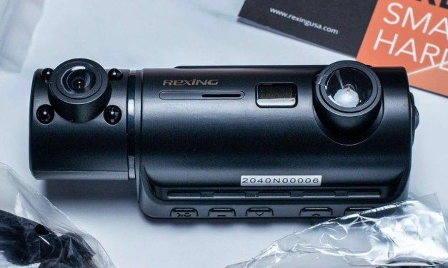Rexing V3 Basic Dual Full HD WiFi Dashcam REVIEW