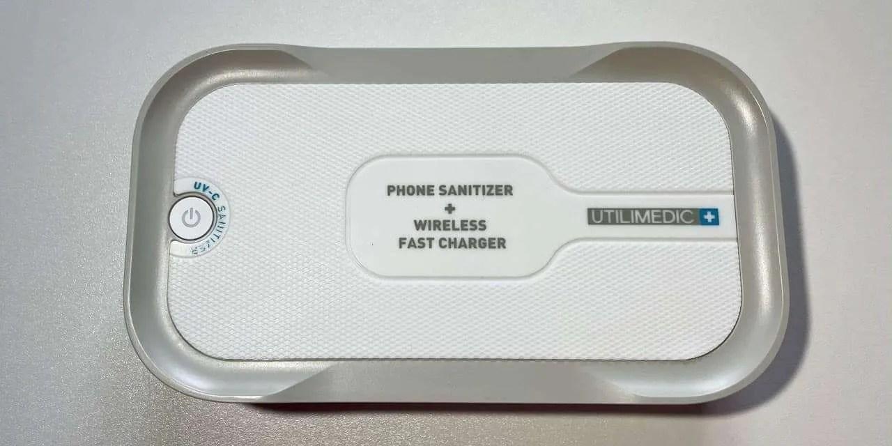 Utilimedic UV8LED In-Car Phone Sanitizer REVIEW