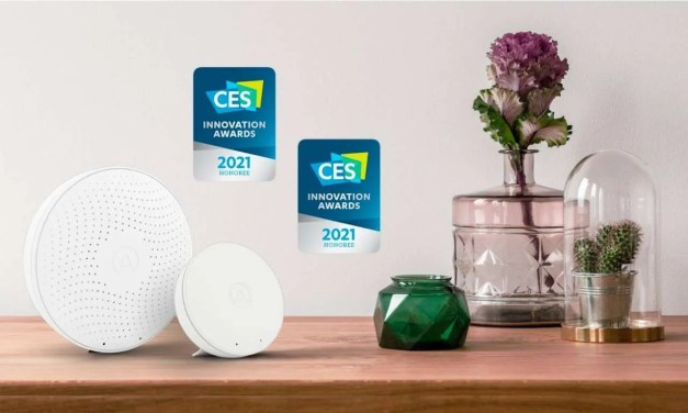 Airthings Kicks Off CES with Two Products Honored at the Innovation Awards 2021 NEWS