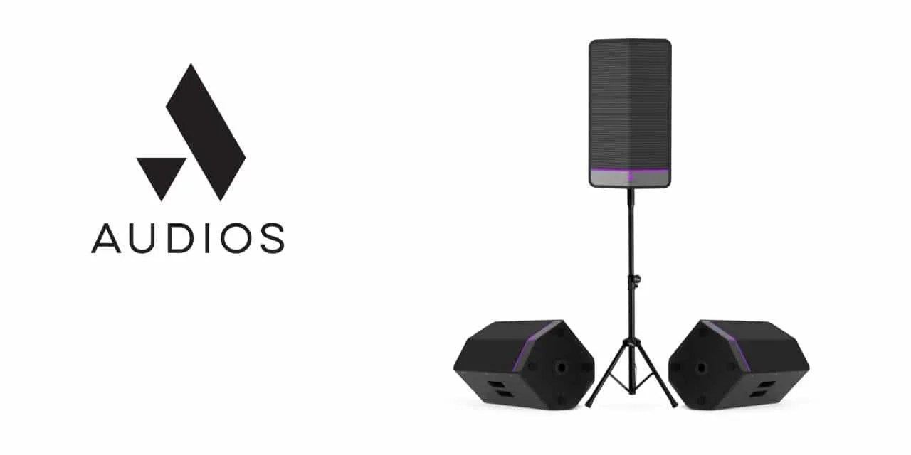Audios Revolutionizes Event Industry with First DJ Speaker System with Zero Cables NEWS