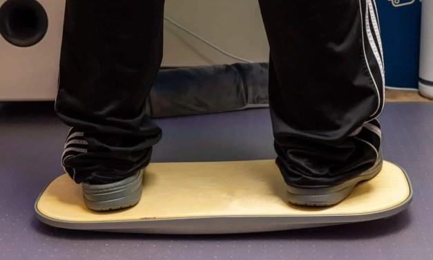 Fluidstance Balance Board REVIEW