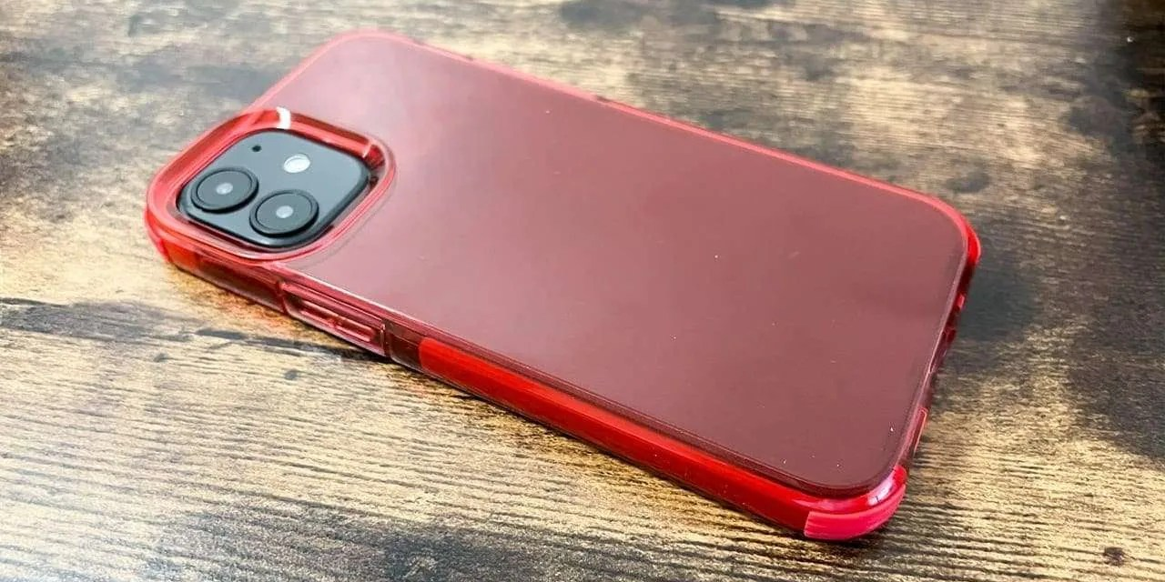 Raptic Clear Case for iPhone 12 Mini REVIEW