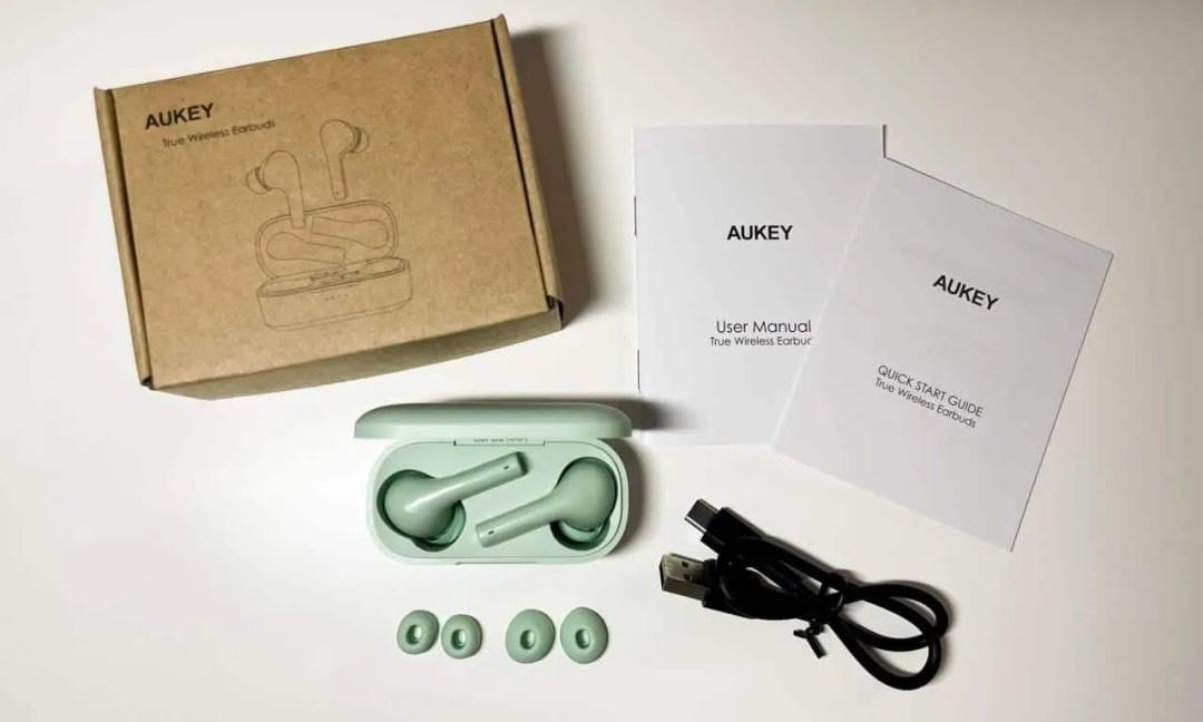 AUKEY-TrueWirelessEarbuds-T21S
