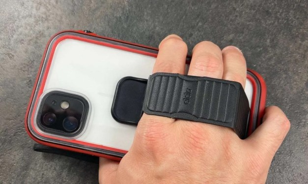 Clckr Stand and Grip REVIEW