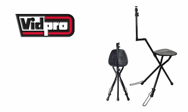 VidPro SP-12 Seatpod Portable Folding Camera Mount REVIEW