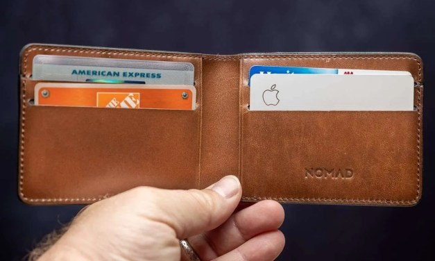 Nomad Bifold Leather Wallet REVIEW