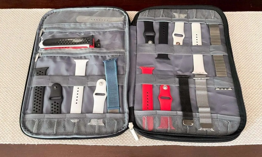 BGTREND WATCH BAND CARRYING CASE