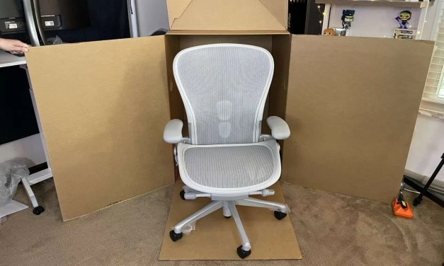 Aeron Chair by Herman Miller REVIEW Expensive But Worth The Cost