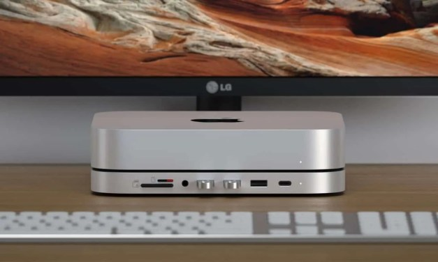 Satechi Launches Type-C Stand & Hub for Mac Mini with SSD Enclosure NEWS