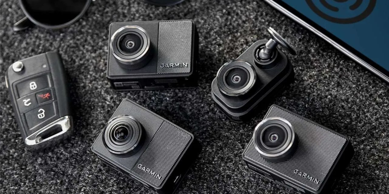 Stay alert with Garmin's first connected dash cam series NEWS