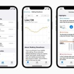 Apple advances personal health by introducing secure sharing and new insights NEWS