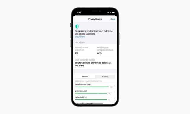 Apple advances its privacy leadership with iOS 15, iPadOS 15, macOS Monterey, and watchOS 8 NEWS