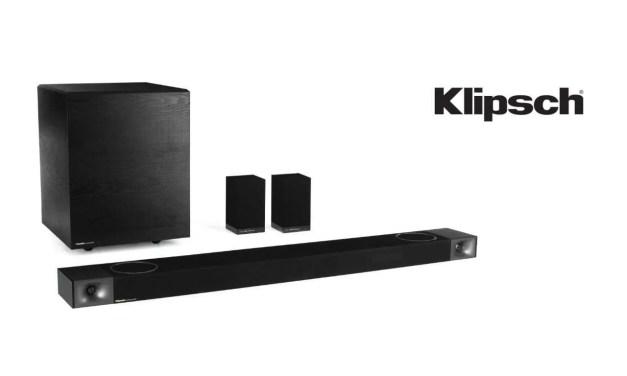 Klipsch Cinema 1200 Sound Bar with Dolby Atmos REVIEW