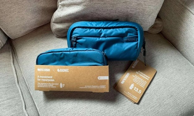 Incase BIONIC Hipsack and Accessory Organizer REVIEW