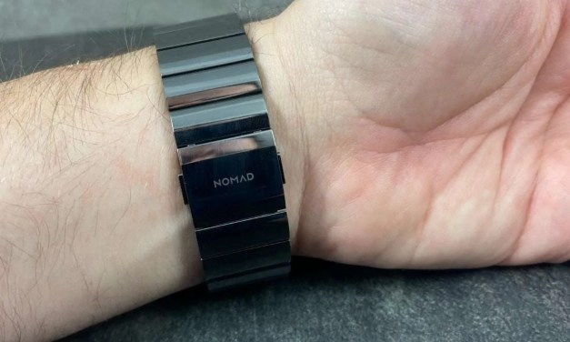 Nomad Stainless Steel Band REVIEW