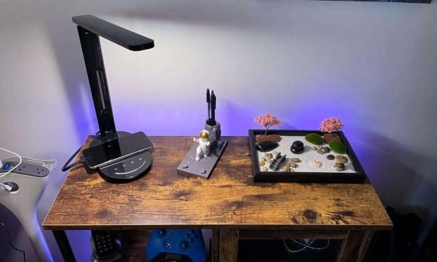 Lastar LED Desk Lamp REVIEW