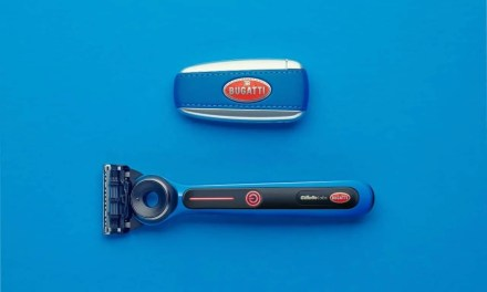 GILLETTELABS PARTNERS WITH BUGATTI TO LAUNCH SPECIAL EDITION HEATED RAZOR NEWS