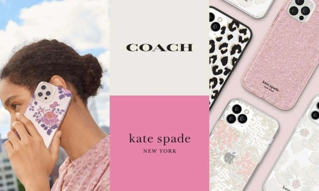 Vinci Brands Announces New Line of kate spade new york and Coach Branded Cases for Apple iPhone 13 Range NEWS