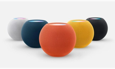 Apple introduces HomePod mini in new bold and expressive colors