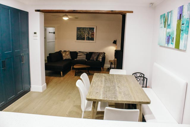 Shetland Studio Dining Lounge