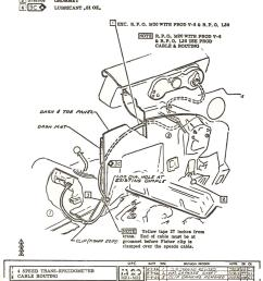1967 muncie speedometer cable length and routing 1967 chevelle wiring diagram pdf 1967 chevelle dash wiring diagram [ 1000 x 1230 Pixel ]