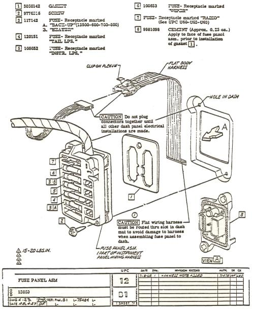 small resolution of 1966 chevy fuse box my wiring diagram67 fuse panel wiring diagram chevy nova wiring diagram show