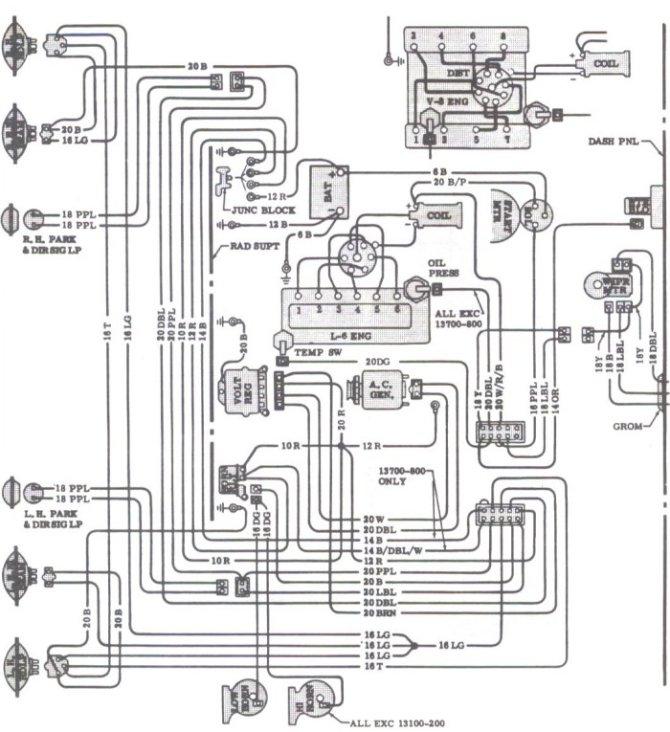 amp gauge wiring diagram 66 chevelle  save wiring diagrams