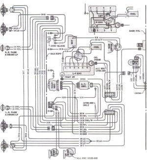 1967 GTO RALLY GAUGE WIRING DIAGRAM  Auto Electrical Wiring Diagram