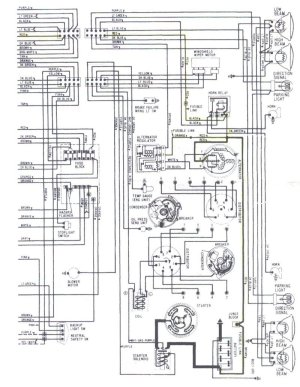 electrical problem  Chevelle Tech