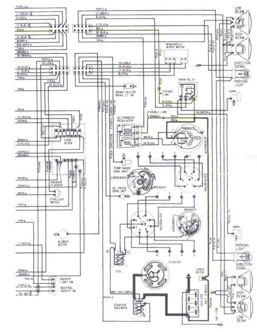 small resolution of 1967 gto dash wiring diagram 28 wiring diagram images