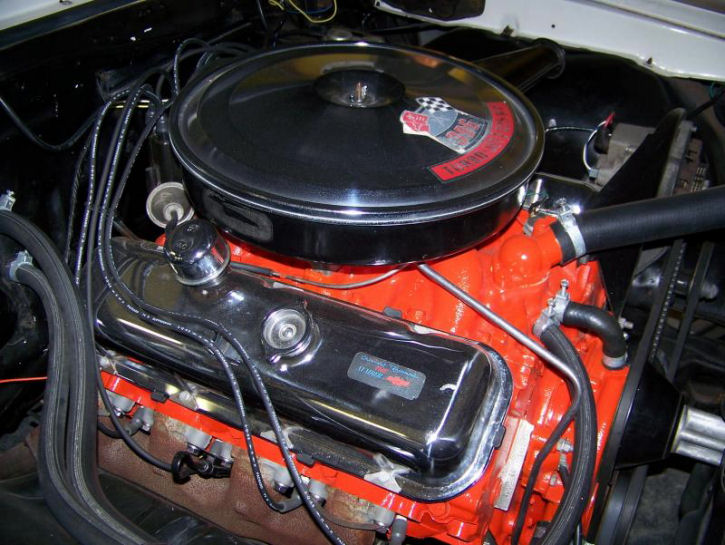 Engine Wiring 1966 Chevelle Reference Cd