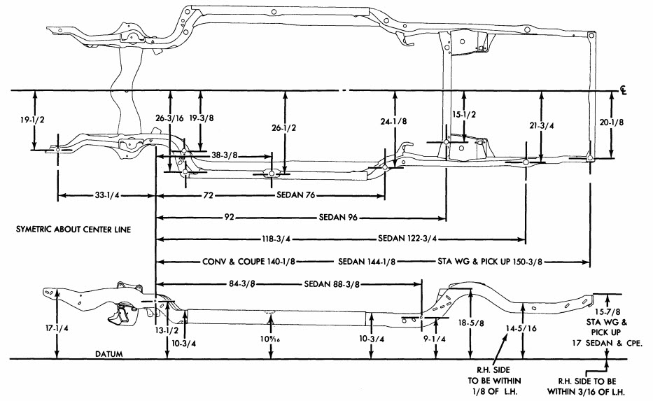 327 Chevy Engine Diagram Chevelle Frames