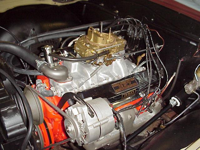 283 Chevy Engine Wiring Diagram Engine Details Page