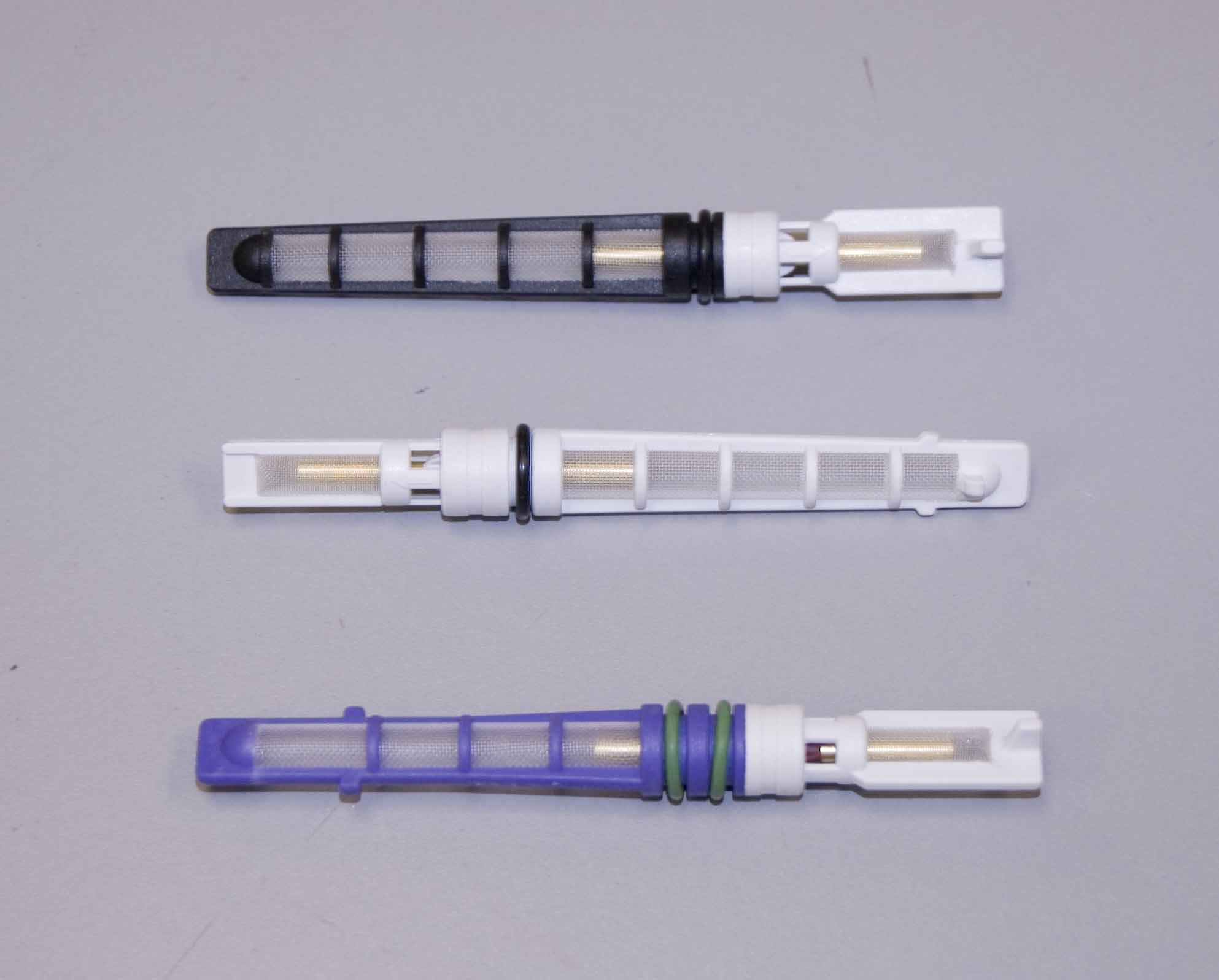 hight resolution of orifice tubes