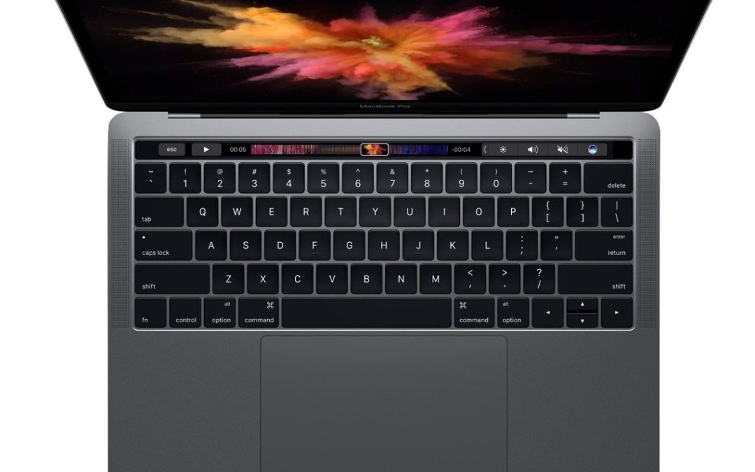 New MacBook Pros Sport Dynamic Touch Bar