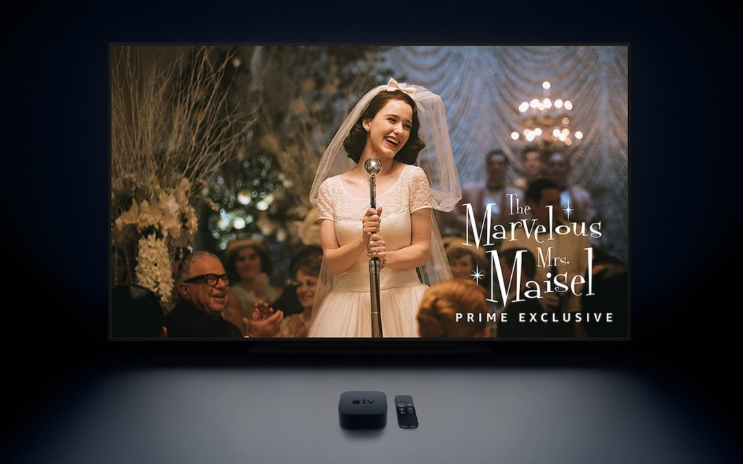 Woot woot… Amazon Prime Video Finally Comes to the Apple TV!