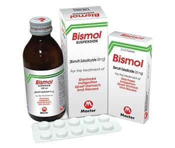 Bismol - Macter