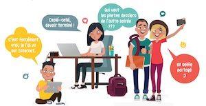 """Concours : """"Trophées des classes""""  Pour un usage responsable d'Internet"""