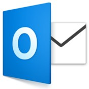 Microsoft outlook 2016 icon