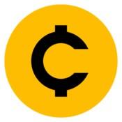 Coiney a menubar cryptocurrency ticker icon