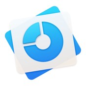 Infographics lab for keynote templates bundle icon