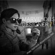 Marvelous designer 7 icon