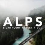 alps lightroom preset lut fcpx lut loader 1.5s