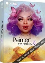 Corel painter essentials 6 icon