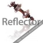 crumplepop reflector plug in for final cut pro x