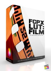 Pixel Film Studios - FCPX LUT: Film for FCPX icon
