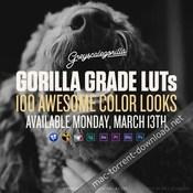 Greyscale gorilla gorilla grade luts for fcpx icon