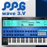 waldorf ppg wave 3 v8 v1.2.3