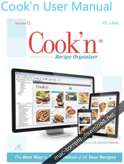 Cookn recipe organizer icon